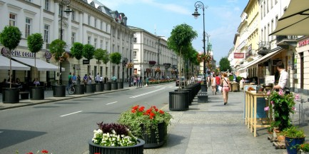 Nowy Świat w rankingu najdroższych ulic świata!