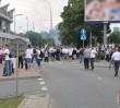 96 zatrzymanych po meczu Legii Warszawa-Śląsk Wrocław
