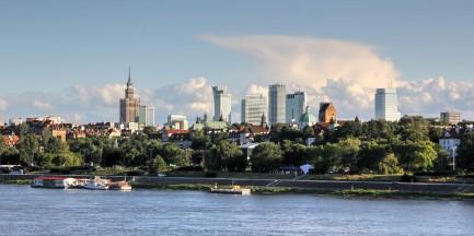 Ranking polskich miast. Warszawa na pierwszej pozycji!