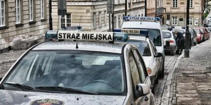 Straż miejska rusza na Powiśle