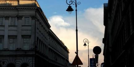 Wycieczka: Krakowskie Przedmieście nocą