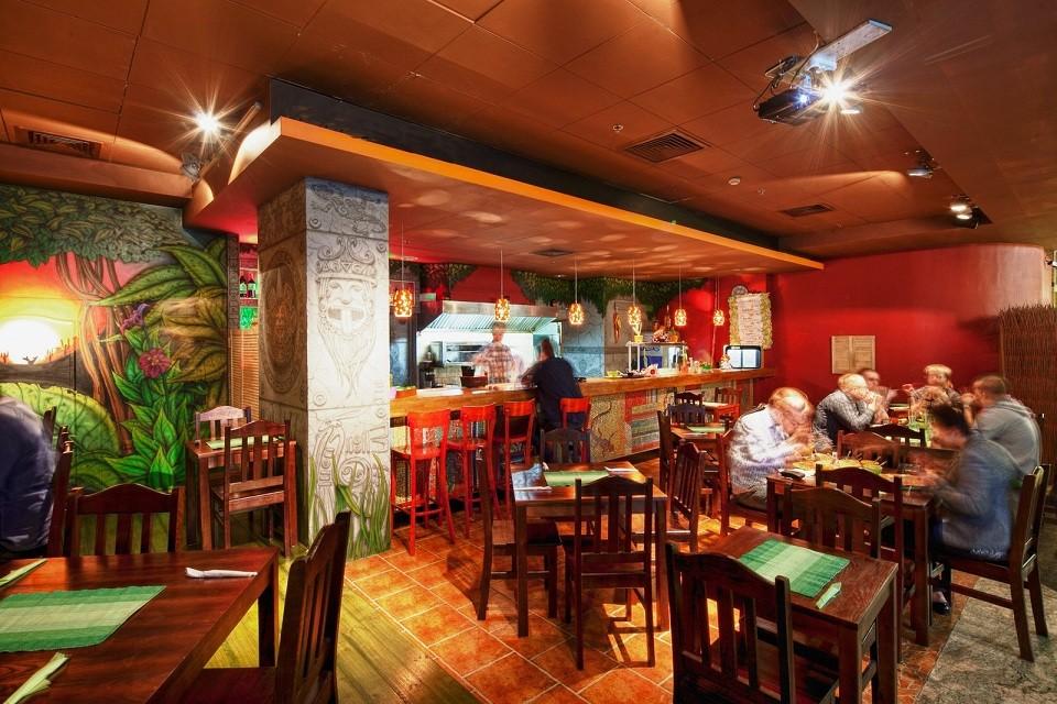 Miejsca Z Klimatem Dos Tacos Mexican Grill Wawalove