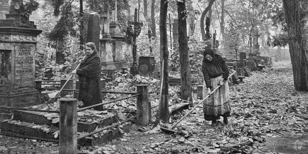 Powązki przed wojną [ZDJĘCIA]