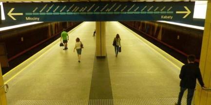Nie działają dwie stacje metra!
