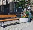 W Warszawie przybyło kilkaset elementów małej architektury miejskiej [ZDJĘCIA]