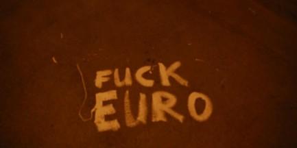 Anarchiści nienawidzą Euro 2012!