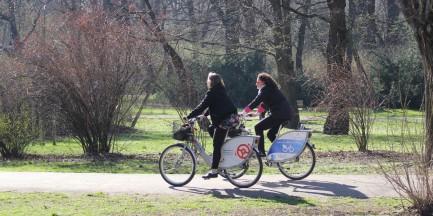 Kolejny rekord Warszawskiego Roweru Publicznego!
