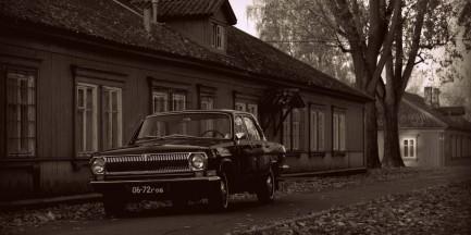 Czarną Wołgą po Warszawie. Odczaruj straszną legendę z dzieciństwa