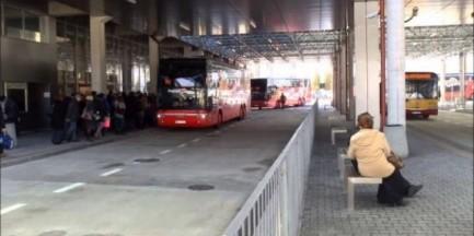 Wiecej kursów autobusowych z Warszawy do Łodzi
