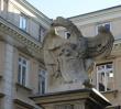 Orłom na Krakowskim Przedmieściu przywrócowno dawny blask! [WIDEO]