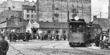 Ulica Wolska dawniej [ZDJĘCIA]