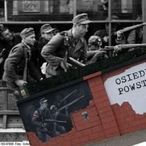 Przepraszają za kompromitujący rysunek. Zamiast warszawskich powstańców, niemieccy zbrodniarze