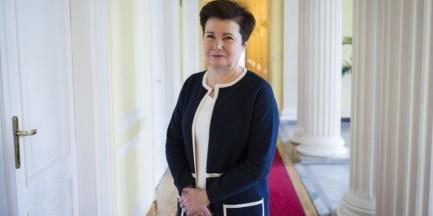 Hanna Gronkiewicz-Waltz: Proszę, by dołączyć nazwisko prof. Bartoszewskiego do apelu pamięci