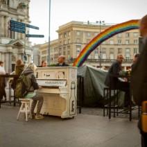 Uliczne pianina łagodzą obyczaje [artykuł sponsorowany]