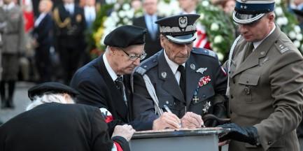 """Urodziny """"Motyla"""". Gen. Zbigniew Ścibor-Rylski kończy dziś 99 lat"""