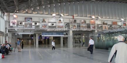 Pułapki dla niewidomych na peronach Dworca Wschodniego