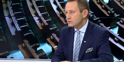 """Rabiej: """"Chciałbym być prezydentem Warszawy, byłoby w niej miejsce na wiele pomników"""""""