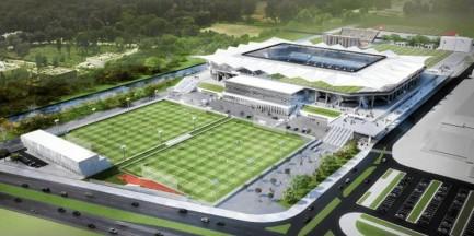 Legia rozbuduje centrum treningowe. Miasto wydzierżawi teren
