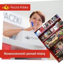 """""""Znakomite potrawy siostry Anastazji"""".Tylko takie książki znajdziesz w ofercie Poczty Polskiej"""