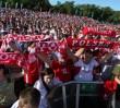 Mecz Polska - Portugalia. Strefy kibica w Warszawie
