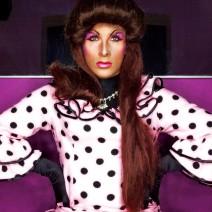 FLUID GLITTER NIGHT - rewia drag queen