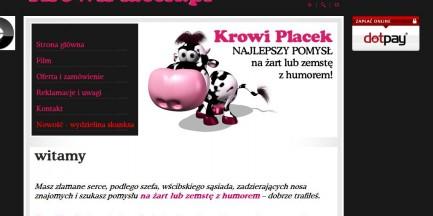 Krowiplacek.pl - śmierdzący biznes
