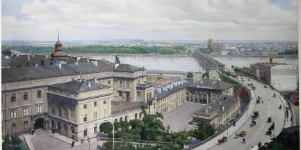 Warszawa z przełomu XIX i XX wieku w kolorze (PIĘKNE OBRAZY)