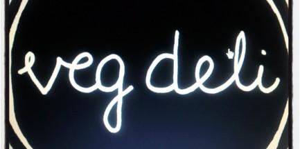 Nowe miejsca: Roślinna restauracja i delikatesy Veg Deli