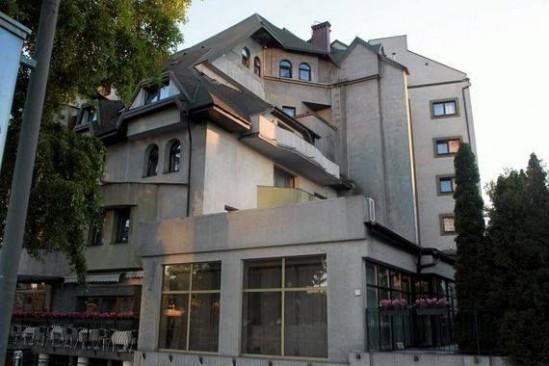 Hotel Czarny Kot Fot. Przemek Wierzchowski / Agencja Gazeta