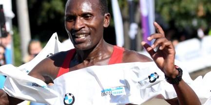 Kiptum Maiyo Kimaiyo z Kenii zwycięzcą Półmaratonu Praskiego