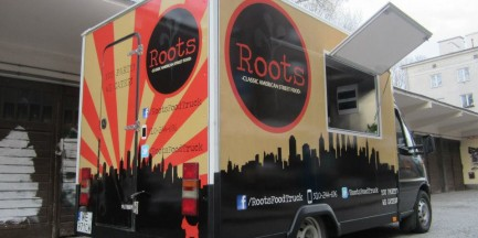Nowy lokal: Roots Food Truck