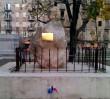 """Usunęli """"Kamień Majdanu"""" z placu Wileńskiego"""
