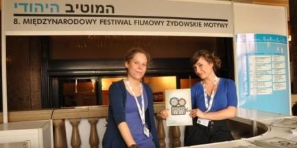 Zostań wolontariuszem na 9. Międzynarodowym Festiwalu Filmowym Żydowskie Motywy