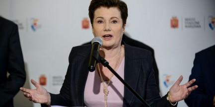 Kto będzie kolejnym prezydentem Warszawy? Gronkiewicz-Waltz typuje faworyta