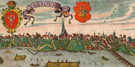 Szemrana Warszawa: średniowiecznego miasta dzień powszedni (SPACER)
