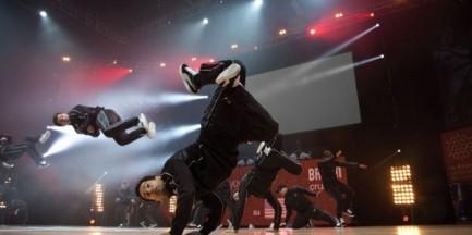 Za darmo: Bitwa Roku w breakdancingu