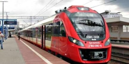Zmiany w kursowaniu warszawskiej Szybkiej Kolei Miejskiej