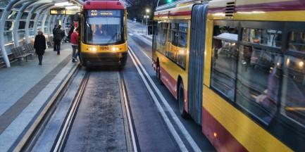 Znikną reklamy z bilboardów Tramwajów Warszawskich