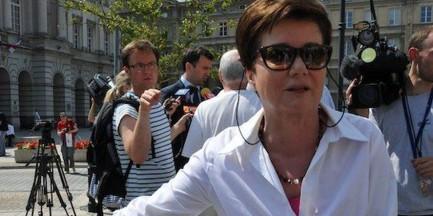 Prezydent Warszawy chciała wejść bez biletu!