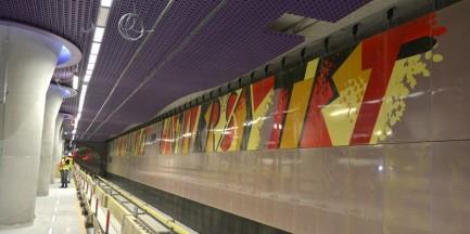 Tak wygląda stacja Nowy Świat – Uniwersytet! [ZDJĘCIA]