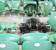 Kibol, który niszczył stadion Legii zatrzymany