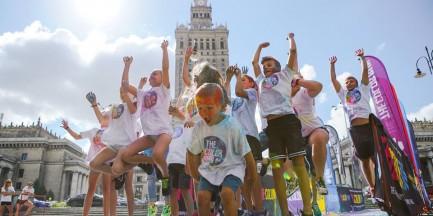 The Color Run, Bieg Pileckiego i inne. To będzie aktywny weekend w Warszawie