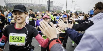 Maraton połączy dwa brzegi Wisły. Znamy trasę