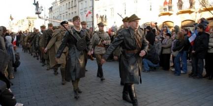 Oryginalna lekcja historii: Defilada historyczna 11 listopada