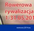 Warszawa na pierwszym miejscu w Europejskiej Rywalizacji Rowerowej