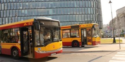 Linie autobusowe 175, 521 i E-2 bez zmian